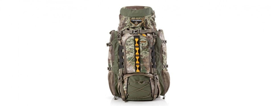 tenzing 6000 back country hunting backpack and hiking pack