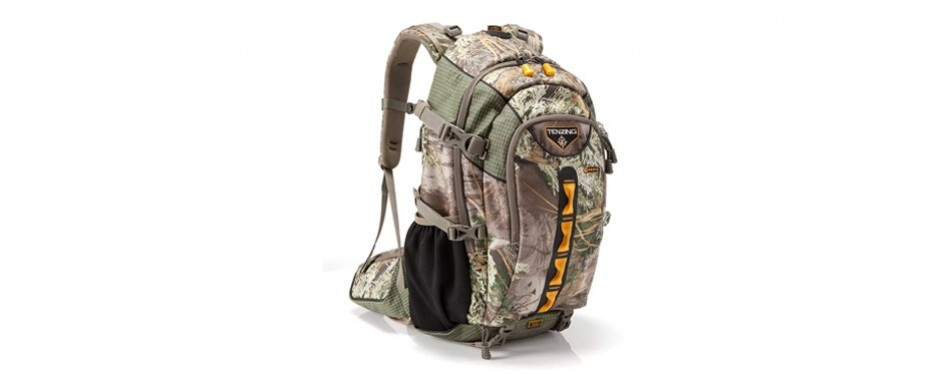 tenzing tz 2220 day pack hunting backpack