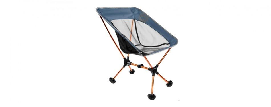 terralite portable camp chair