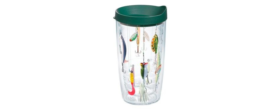 tervis fishing lures tumbler