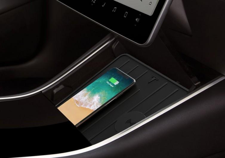 Tesla 3 Wireless Charger