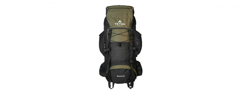 teton sports scout 3400 internal frame