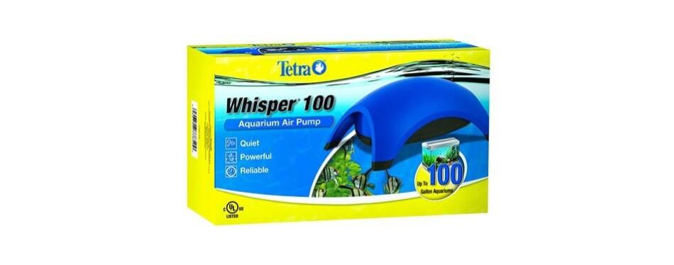 tetra whisper air pump