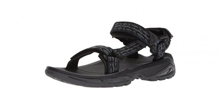 8. teva terra fi 4 hiking sandal