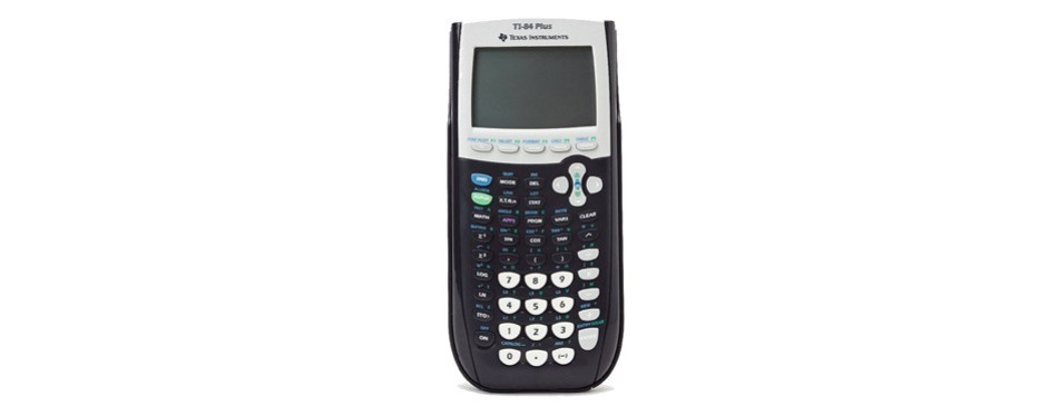 texas instruments ti-84 graphing calculator