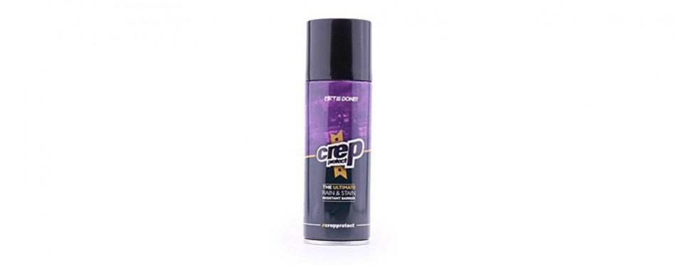 the art of crep protection spray
