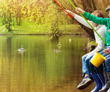 the best ways to introduce fishing to kids