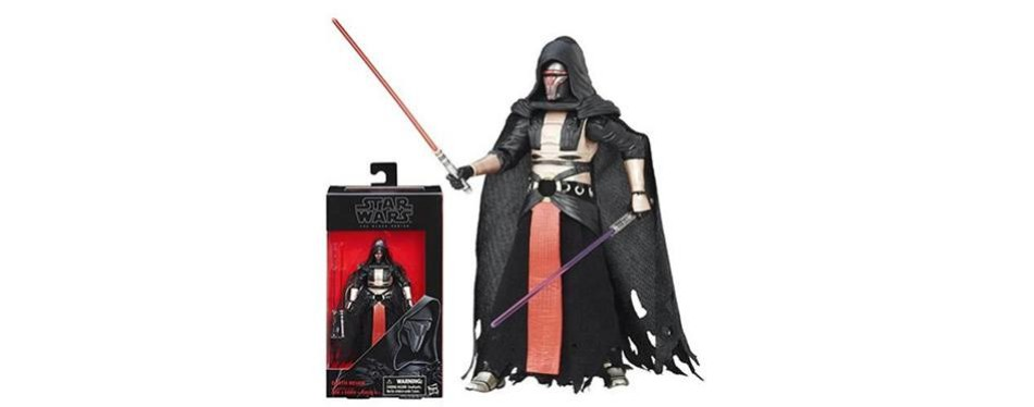 the black series darth revan action figure