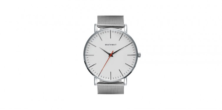 the classic slim wrist watch