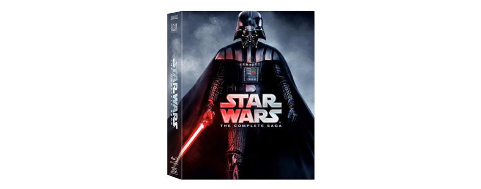 the complete saga blu-ray set