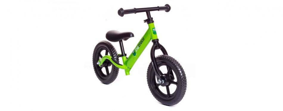 the croco premium & ultra-light balance bike
