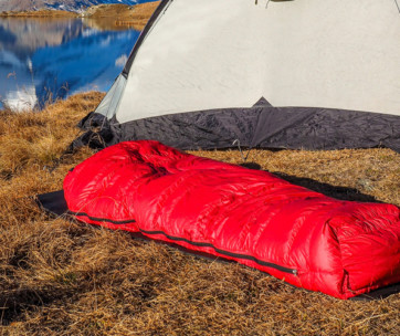the essential guide to cleaning your sleeping bag