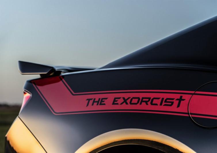Hennessey Exorcist Camaro