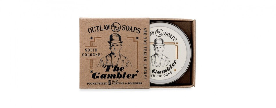 the gamble solid cologne