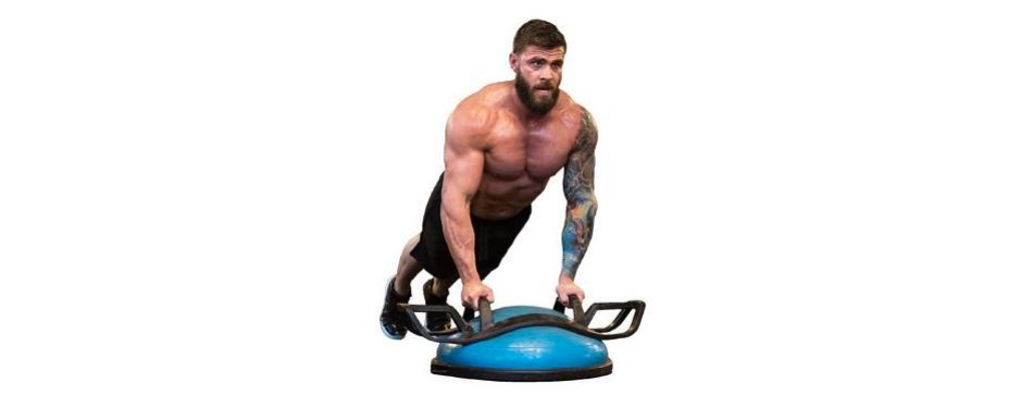 the helm core strength training system