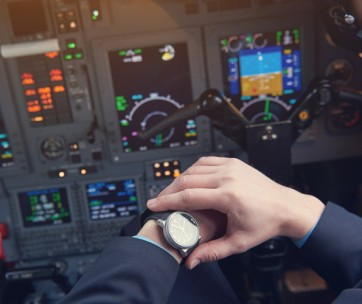 the history of the pilot watch