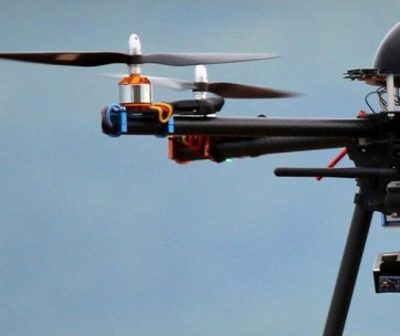 the law when flying drones