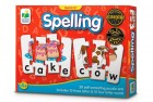 the learning journey match it! self-correcting spelling puzzle