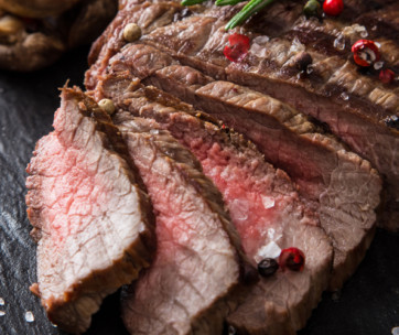 the man's guide to steak
