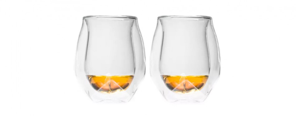 the norlan whiskey glasses