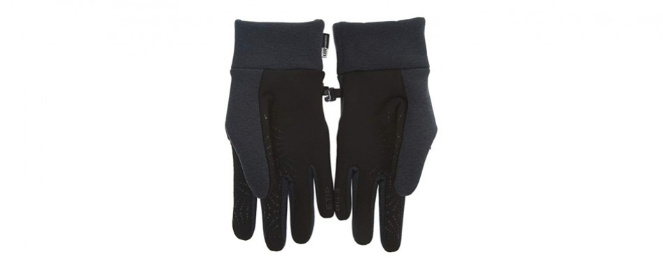 the north face etip hardface hiking gloves