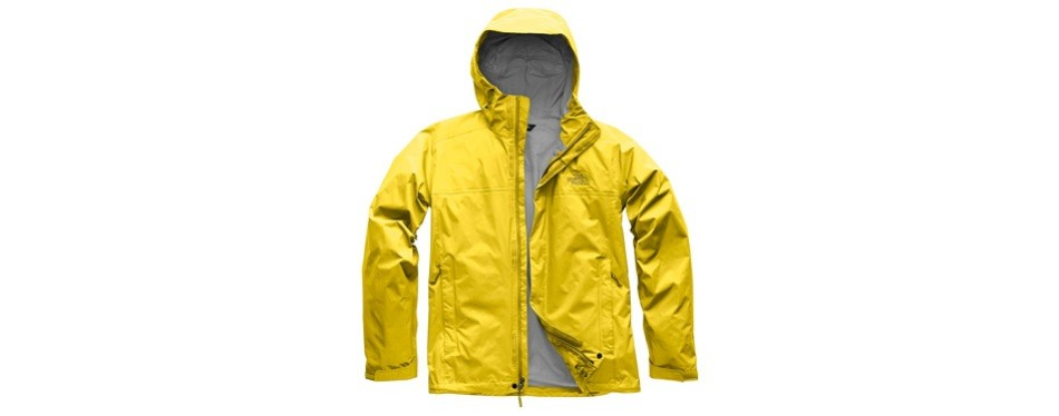 the north face men's venture 2 windbreaker jacket