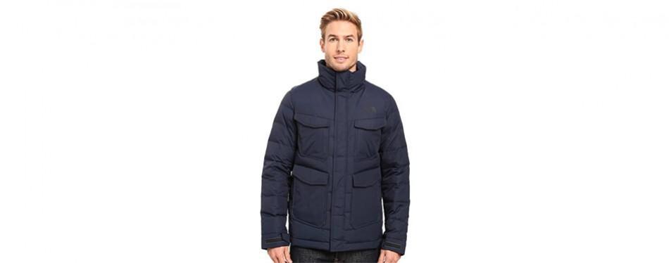 the north face menstalum field jacket