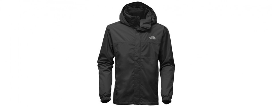 the north face resolve ski jacket