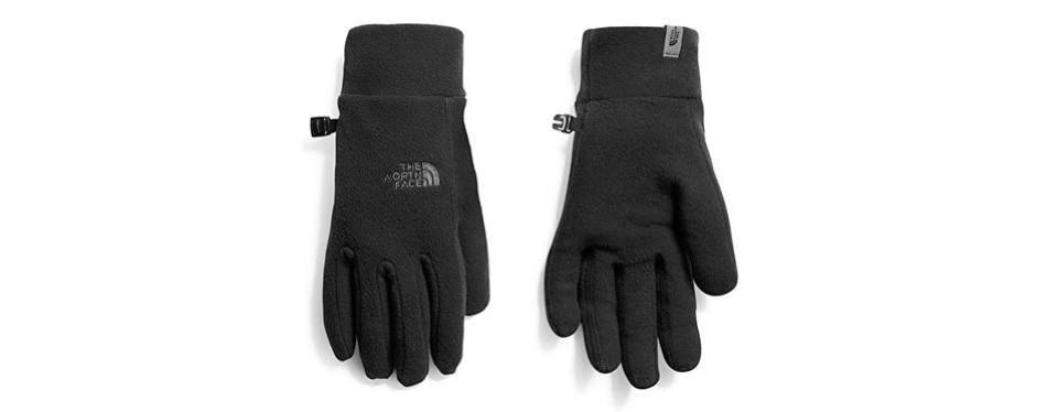 the north face tka 100 glacier hiking gloves