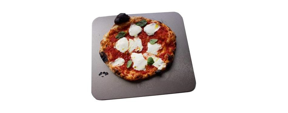 the original baking steel ultra conductive pizza stone