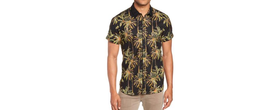 the poolside shirt, by scotch & soda