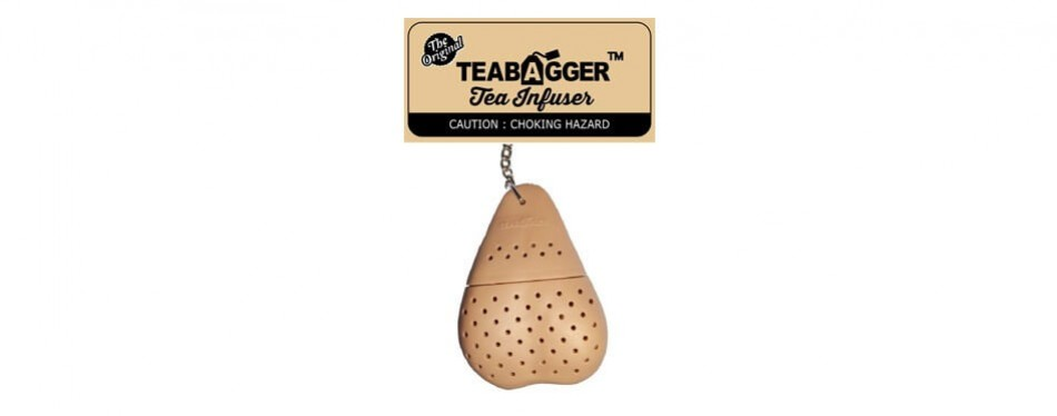 the teabagger tea infuser