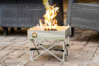 the trailblazer - fire pit and grill