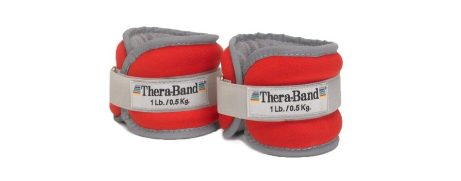 theraband comfort fit cuff wrap weights