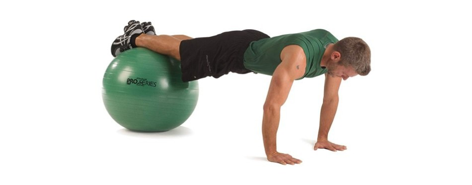 theraband pro series exercise and stability ball