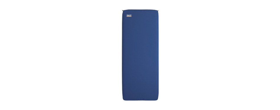 therm-a-rest mondoking self-inflating foam mattress
