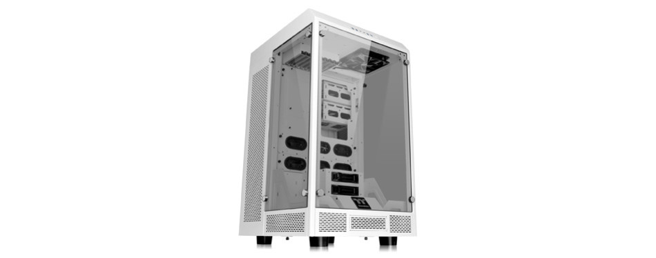 thermaltake tower 900 snow edition computer chassis