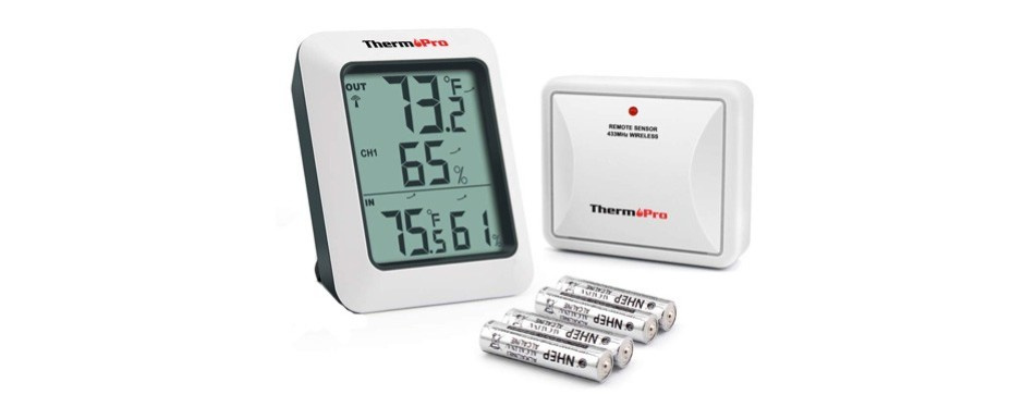 thermopro tp-60s digital hygrometer
