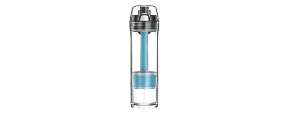 thermos certified tritan water filtration bottle