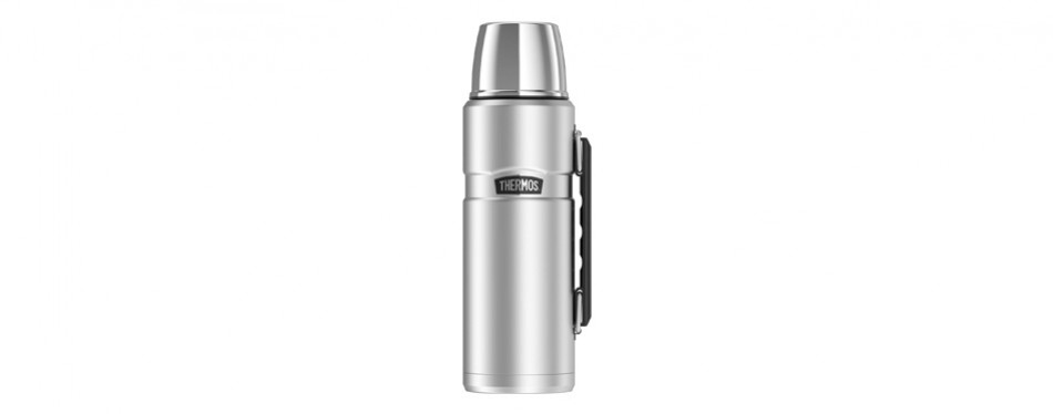 thermos stainless king 40-ounce beverage bottle