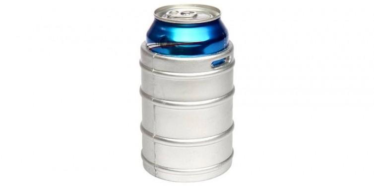 ThinkGeek Kegzie Beverage Cooler