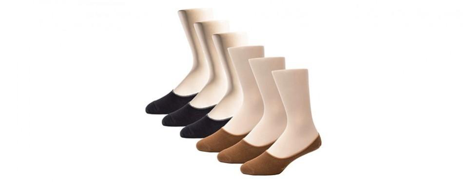 thirty48 men's no show socks