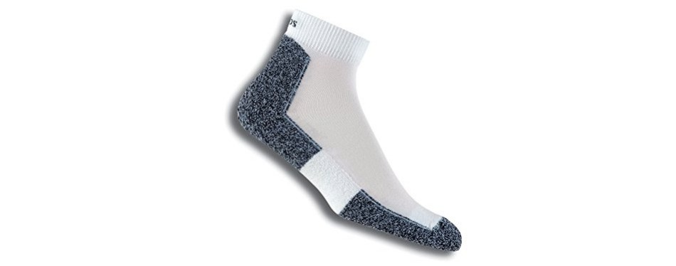 thorlos padded running socks