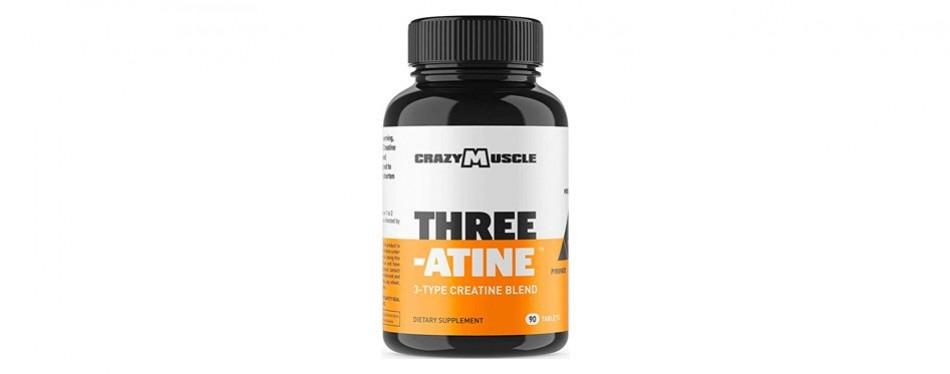 three-atine creatine blend