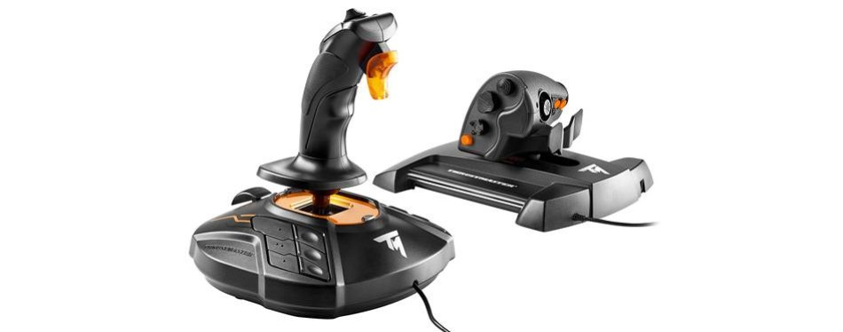 thrustmaster fcs hotas flight stick