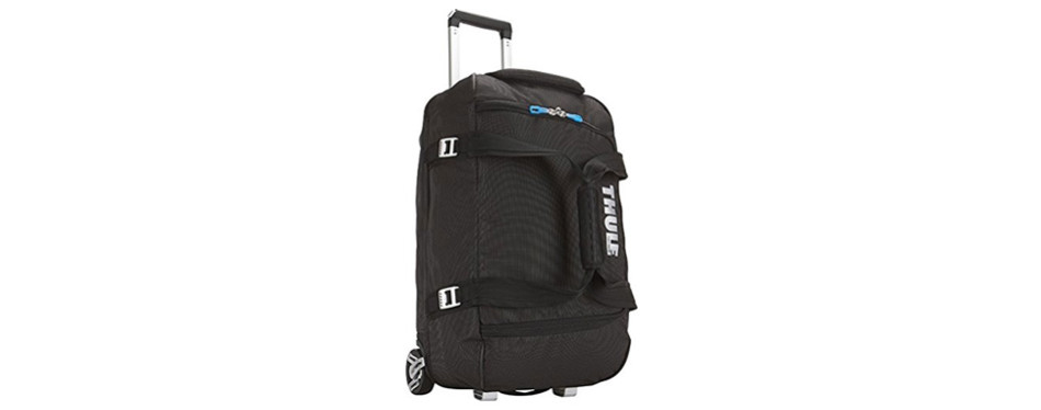 thule crossover 87-litre rolling duffel bag