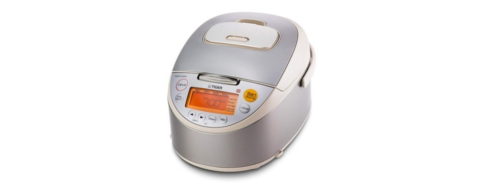 tiger jkt-b10u-c 5.5-cup stainless steel rice cooker