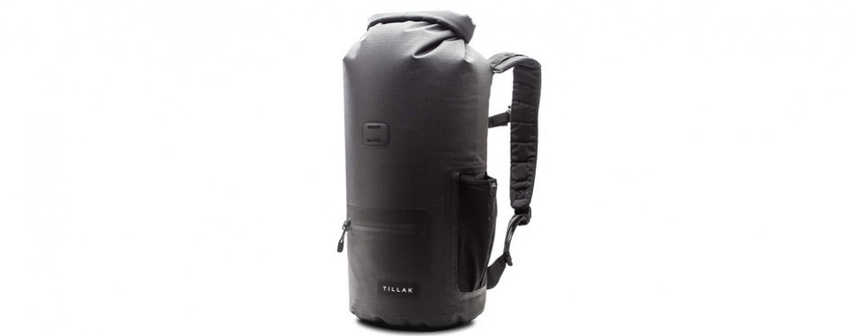 tillak kiwanda dry bag, pvc-free waterproof backpack
