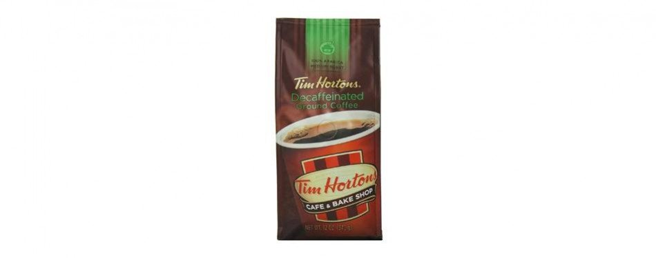 tim horton's medium roast decaf blend