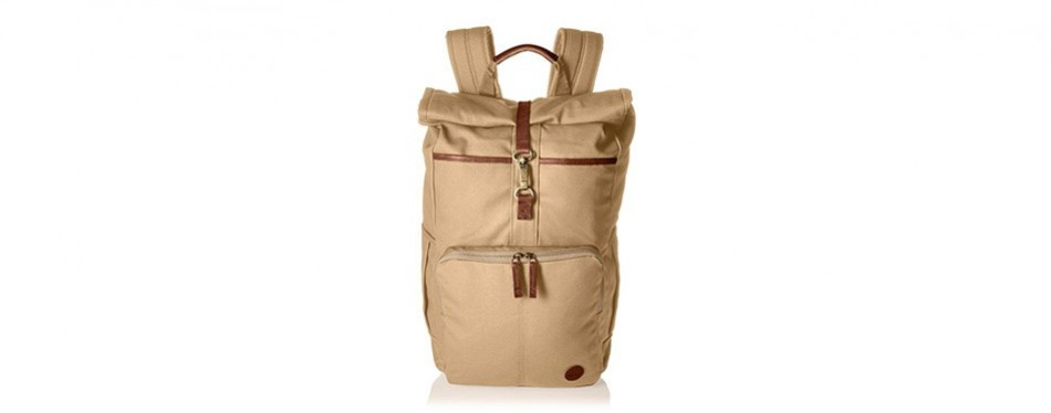 timberland men's walnut hill roll top backpack